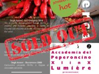Somethin'Hot 30 Aprile SOLD-OUT